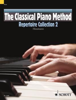 The Classical Piano Method - Repertoire Collection 2 (HL-49019148)