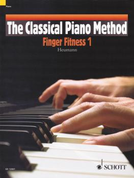 The Classical Piano Method - Finger Fitness 1 (HL-49019535)