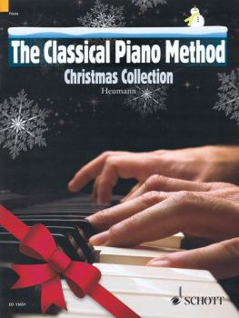 The Classical Piano Method -¦Christmas Collection (HL-49019834)