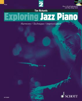 Exploring Jazz Piano - Volume 2 (Book/CD) (HL-49030509)