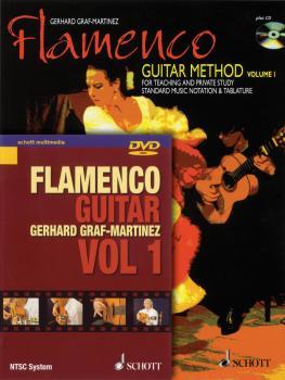 Flamenco Guitar Method Volume 1 (Book/CD/DVD Pack) (HL-49033064)
