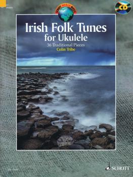 Irish Folk Tunes for Ukulele: 36 Traditional Pieces (HL-49044337)