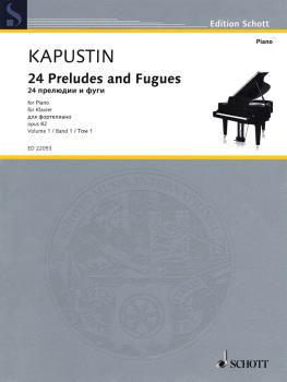 24 Preludes and Fugues Op. 82 (Volume 1, Nos. 1-12) (HL-49044633)