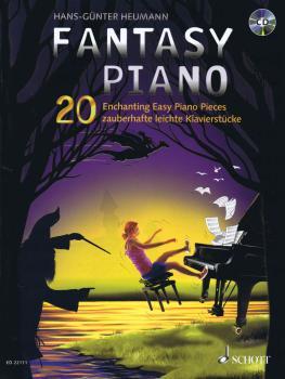 Fantasy Piano: 20 Enchanting Easy Piano Pieces (HL-49044646)