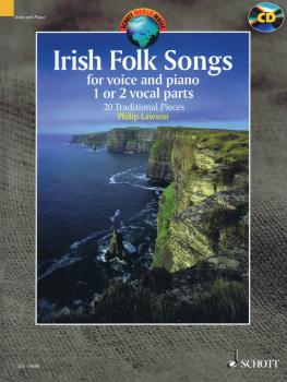 Irish Folk Songs (for Voice and Piano) (HL-49044700)