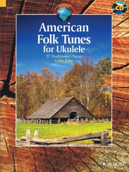 American Folk Tunes for Ukulele: 37 Traditional Pieces (HL-49044802)