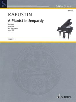 A Pianist in Jeopardy, Op. 152 (Piano Solo) (HL-49044816)