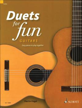 Duets for Fun: Guitars: Easy Pieces to Play Together - Performance Sco (HL-49045124)
