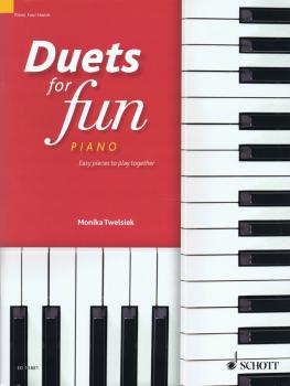 Duets for Fun: Piano (Easy Pieces to Play Together - One Piano, Four H (HL-49045150)