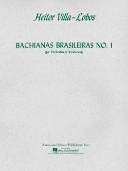 Bachianas Brasileiras No. 1 (Set of Parts) (HL-50242110)