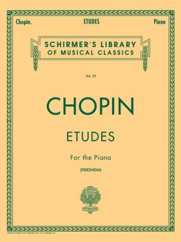 Etudes (Friedheim) (Piano Solo) (HL-50252230)