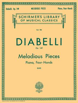 28 Melodious Pieces on 5 Notes, Op. 149 (Piano Duet) (HL-50253300)