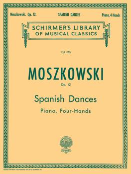 5 Spanish Dances, Op. 12 (Piano Duet) (HL-50253810)