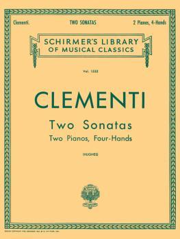 2 Sonatas (Piano Duet) (HL-50259880)