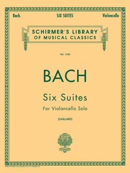 6 Suites (Cello Solo) (HL-50260150)