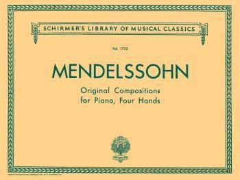 Original Compositions for Piano, 4 Hands (Piano Duet) (HL-50261220)