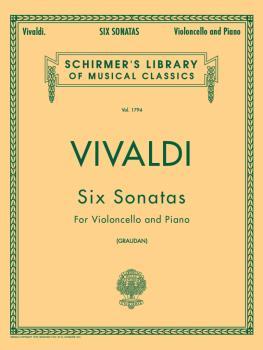 6 Sonatas (Cello and Piano) (HL-50261790)