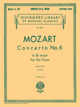 Concerto No. 6 in Bb, K.238: National Federation of Music Clubs 2014-2 (HL-50262130)