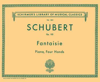 Fantasie, Op. 103 (Piano Duet) (HL-50262200)