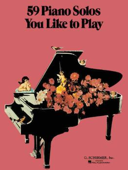 59 Piano Solos You Like to Play (Piano Solo) (HL-50327250)
