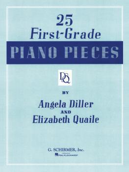 25 First Grade Piano Pieces (Easy Piano Solo) (HL-50327710)