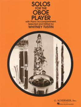 Solos for the Oboe Player (for Oboe & Piano) (HL-50330190)