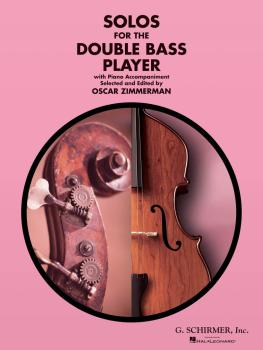 Solos for the Double-Bass Player: Double Bass and Piano (HL-50330830)
