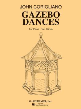 Gazebo Dances (Piano Duet) (HL-50336630)
