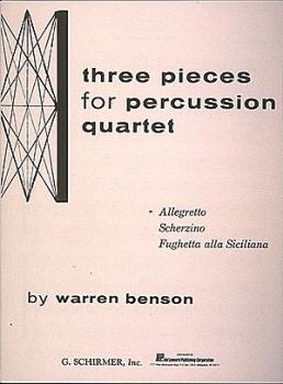 Alegretto (Percussion Quartet) (HL-50353160)