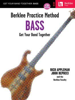 Berklee Practice Method: Bass (HL-50449427)