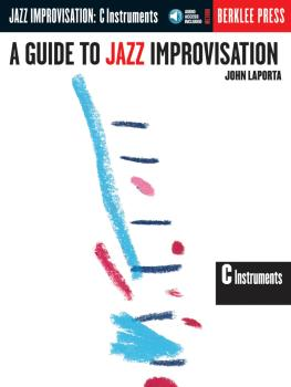 A Guide to Jazz Improvisation (C Edition) (HL-50449439)