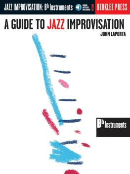 A Guide to Jazz Improvisation (B Flat Edition) (HL-50449441)