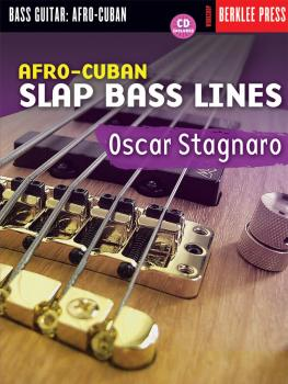 Afro-Cuban Slap Bass Lines (HL-50449512)