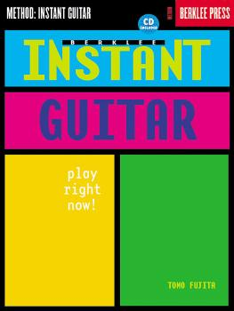 Berklee Instant Guitar (Play Right Now!) (HL-50449522)