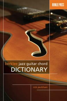 Berklee Jazz Guitar Chord Dictionary (HL-50449546)