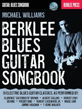 Berklee Blues Guitar Songbook (HL-50449593)