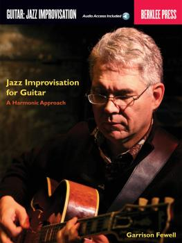 Jazz Improvisation for Guitar (A Harmonic Approach) (HL-50449594)