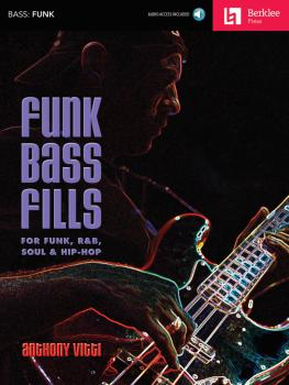 Funk Bass Fills (For Funk, R&B, Soul & Hip-Hop) (HL-50449608)