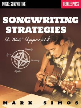 Songwriting Strategies: A 360-Degree Approach (HL-50449621)