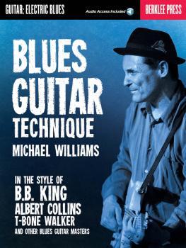 Blues Guitar Technique (HL-50449623)