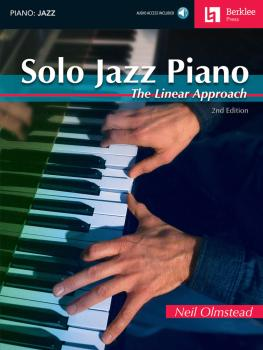 Solo Jazz Piano - 2nd Edition (The Linear Approach) (HL-50449641)