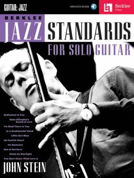 Berklee Jazz Standards for Solo Guitar (HL-50449653)