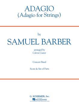 Adagio for Strings (HL-50481484)
