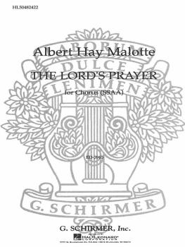 The Lord's Prayer (SSAA a cappella) (HL-50482422)