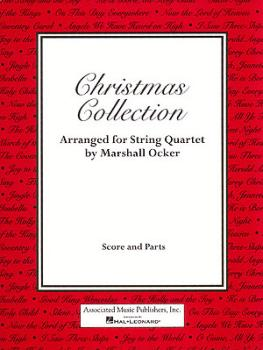 Christmas Collection - St4tet (For String Quartet-Score & Parts) (HL-50482507)