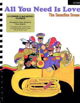 All You Need Is Love: 13 Lennon & McCartney Classics Full Score (HL-50483432)