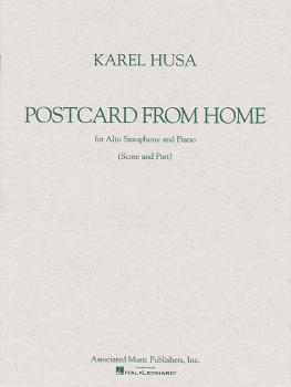 Postcard from Home (Alto Sax and Piano) (HL-50483471)