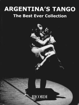 Argentina's Tango (The Best Ever Collection Piano Solo) (HL-50485416)
