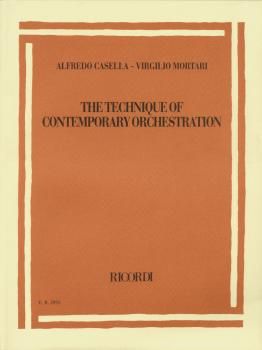 Alfredo Casella/Virgilio Mortari - The Technique of Contemporary Orche (HL-50485714)