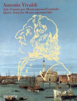 Vivaldi Opera Arias for Mezzo-Soprano/Alto (Voice and Piano) (HL-50486280)